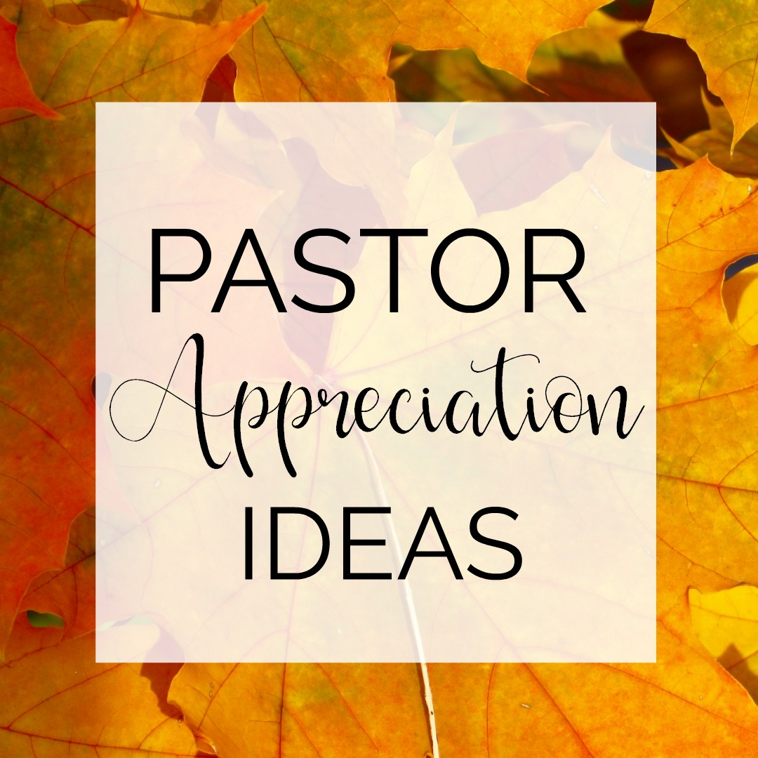 Pastors Appreciation Gifts Gift Ftempo