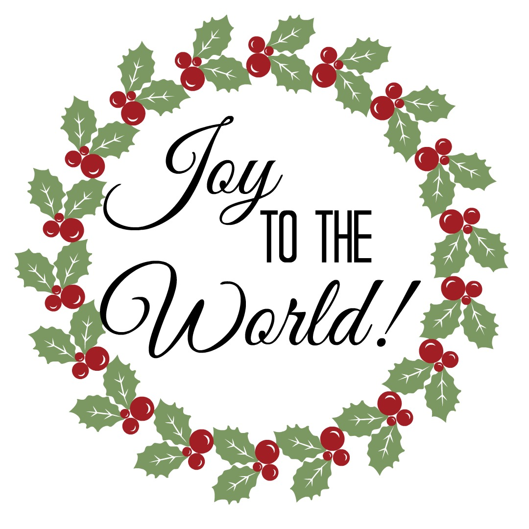 joy to the world Archives - Jennifer Dungey